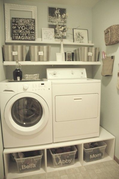 Prádelna,technická místnost,úklidová komora....prostě-kam s tím? - Obrázek č. 55