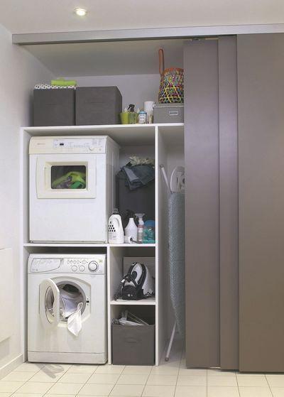 Prádelna,technická místnost,úklidová komora....prostě-kam s tím? - Obrázek č. 62