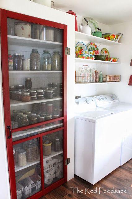 Prádelna,technická místnost,úklidová komora....prostě-kam s tím? - Obrázek č. 63