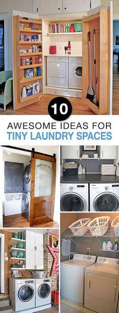 Prádelna,technická místnost,úklidová komora....prostě-kam s tím? - Obrázek č. 67