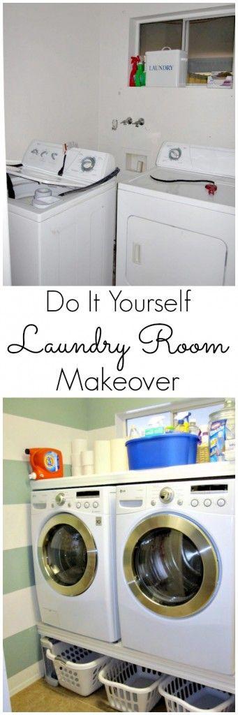 Prádelna,technická místnost,úklidová komora....prostě-kam s tím? - Obrázek č. 69