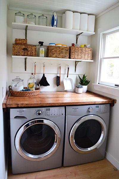 Prádelna,technická místnost,úklidová komora....prostě-kam s tím? - Obrázek č. 75