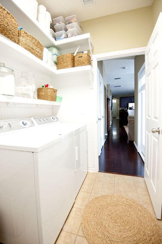 Prádelna,technická místnost,úklidová komora....prostě-kam s tím? - Obrázek č. 76