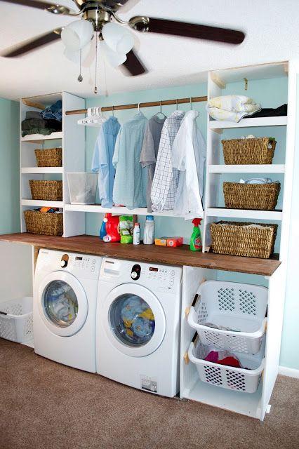 Prádelna,technická místnost,úklidová komora....prostě-kam s tím? - Obrázek č. 77