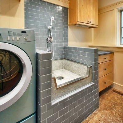 Prádelna,technická místnost,úklidová komora....prostě-kam s tím? - Obrázek č. 78