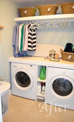 Prádelna,technická místnost,úklidová komora....prostě-kam s tím? - Obrázek č. 83