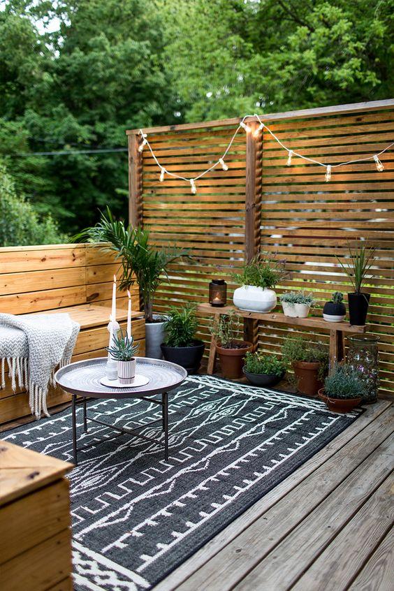 Balkony a malé terasy - Obrázek č. 10