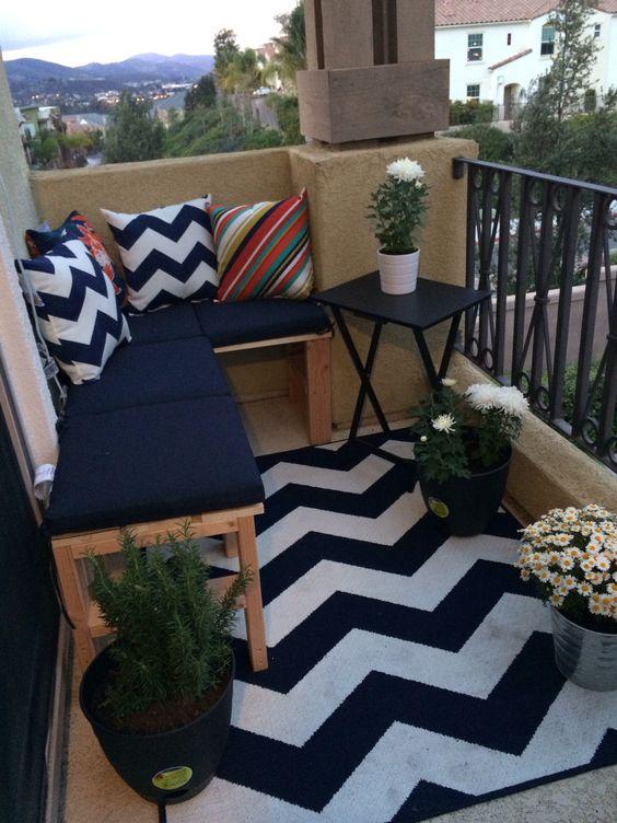 Balkony a malé terasy - Obrázek č. 1