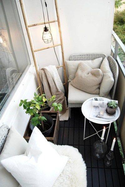 Balkony a malé terasy - Obrázek č. 11