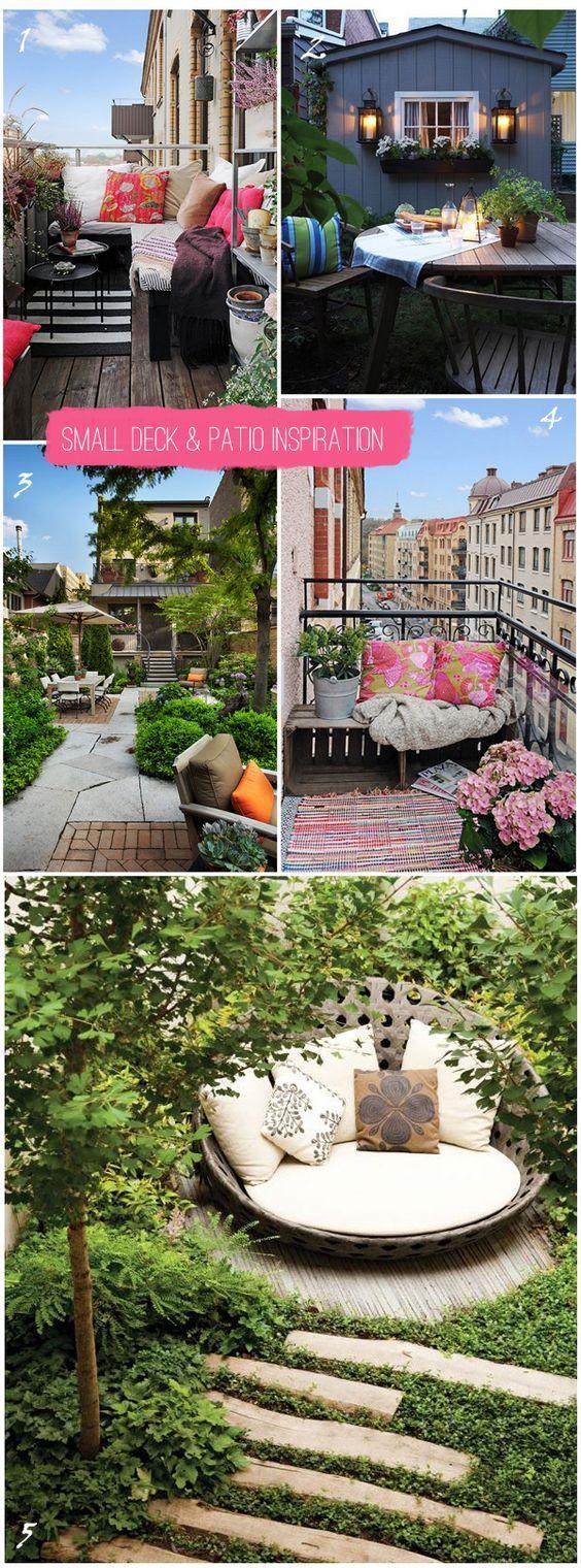 Balkony a malé terasy - Obrázek č. 12