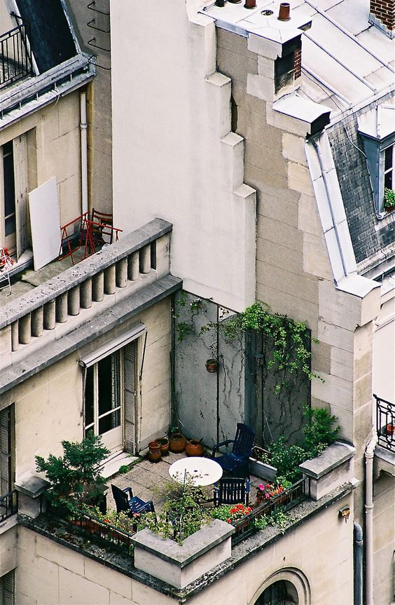 Balkony a malé terasy - Obrázek č. 13