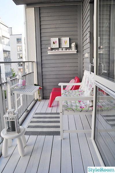 Balkony a malé terasy - Obrázek č. 20