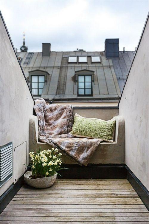 Balkony a malé terasy - Obrázek č. 21