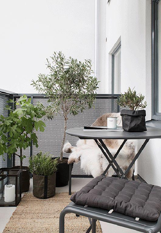 Balkony a malé terasy - Obrázek č. 3
