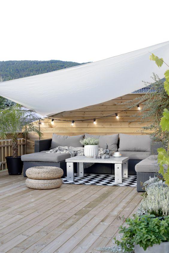 Balkony a malé terasy - Obrázek č. 31
