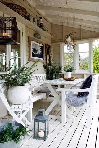 Balkony a malé terasy - Obrázek č. 34