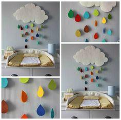 Nápady do dětských pokojů....pro dětský úsměv,šikovné ručičky a rozzářená očička - Obrázek č. 3