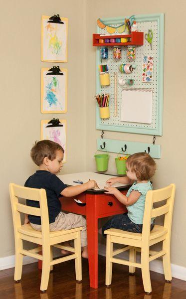 Nápady do dětských pokojů....pro dětský úsměv,šikovné ručičky a rozzářená očička - Obrázek č. 9