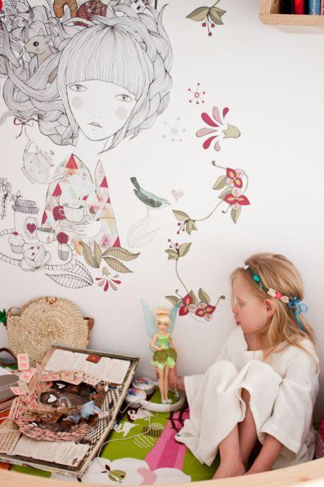 Nápady do dětských pokojů....pro dětský úsměv,šikovné ručičky a rozzářená očička - Obrázek č. 20