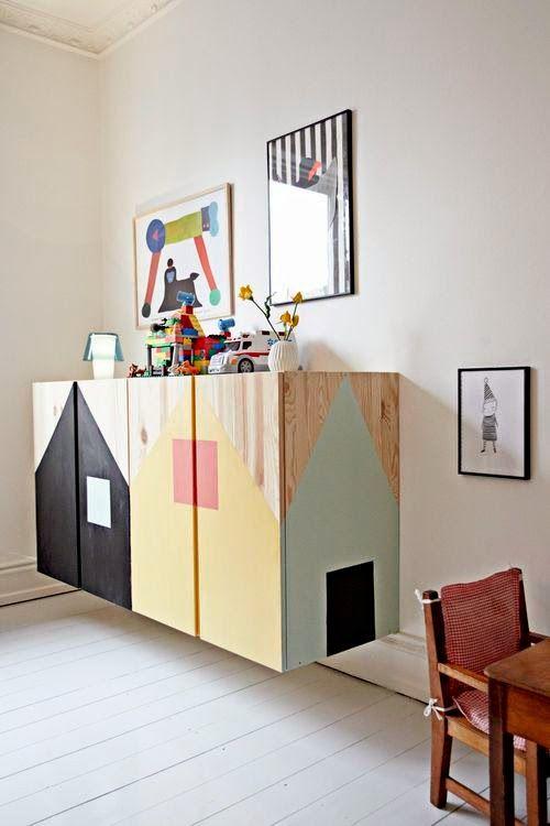 Nápady do dětských pokojů....pro dětský úsměv,šikovné ručičky a rozzářená očička - Obrázek č. 31