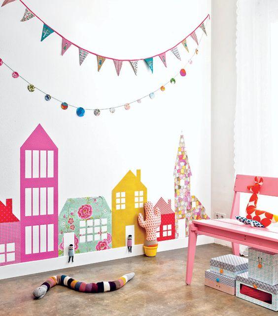 Nápady do dětských pokojů....pro dětský úsměv,šikovné ručičky a rozzářená očička - Obrázek č. 57