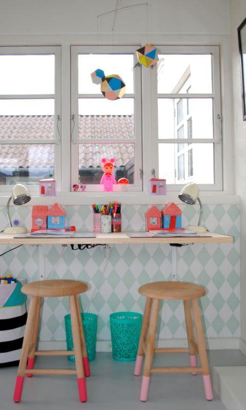 Nápady do dětských pokojů....pro dětský úsměv,šikovné ručičky a rozzářená očička - Obrázek č. 69