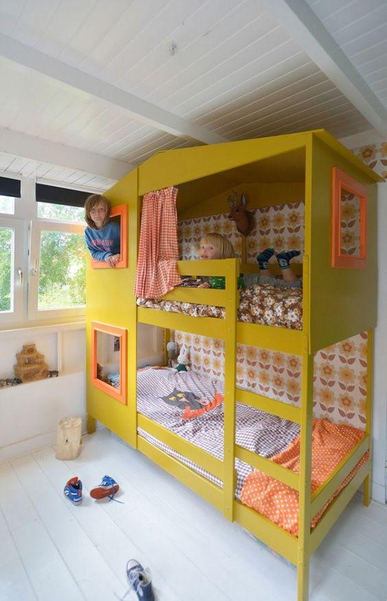 Nápady do dětských pokojů....pro dětský úsměv,šikovné ručičky a rozzářená očička - Obrázek č. 91