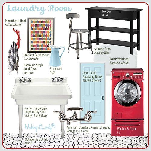 Prádelna,technická místnost,úklidová komora....prostě-kam s tím? - Obrázek č. 88