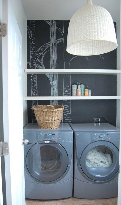 Prádelna,technická místnost,úklidová komora....prostě-kam s tím? - Obrázek č. 91