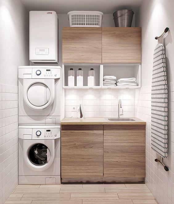 Prádelna,technická místnost,úklidová komora....prostě-kam s tím? - Obrázek č. 93