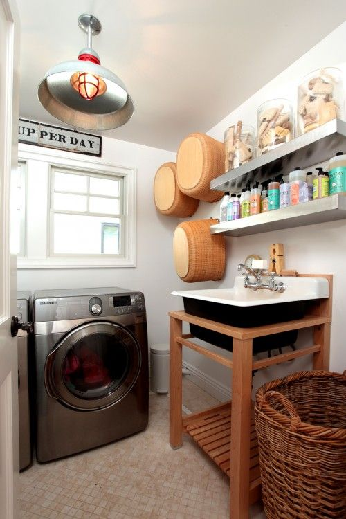 Prádelna,technická místnost,úklidová komora....prostě-kam s tím? - Obrázek č. 100
