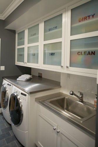Prádelna,technická místnost,úklidová komora....prostě-kam s tím? - Obrázek č. 101