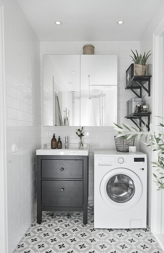 Prádelna,technická místnost,úklidová komora....prostě-kam s tím? - Obrázek č. 107