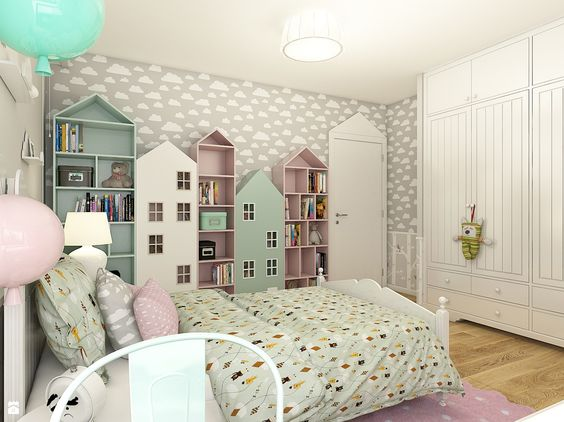 Nápady do dětských pokojů....pro dětský úsměv,šikovné ručičky a rozzářená očička - Obrázek č. 282