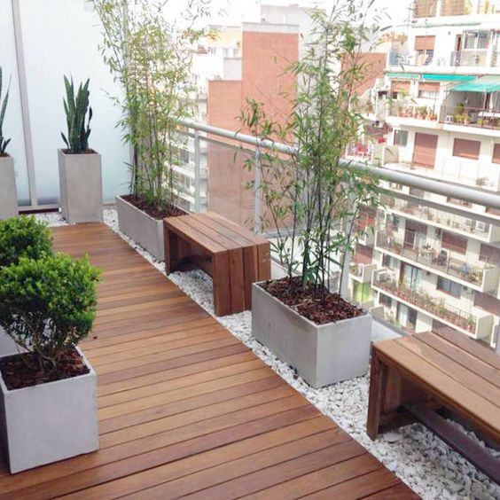 Balkony a malé terasy - Obrázek č. 36