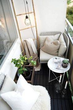 Balkony a malé terasy - Obrázek č. 38