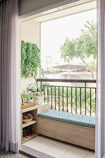 Balkony a malé terasy - Obrázek č. 39