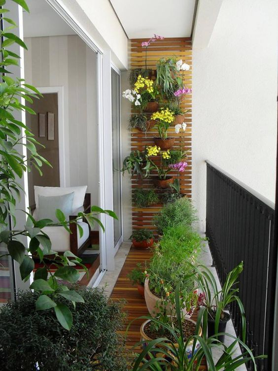 Balkony a malé terasy - Obrázek č. 40