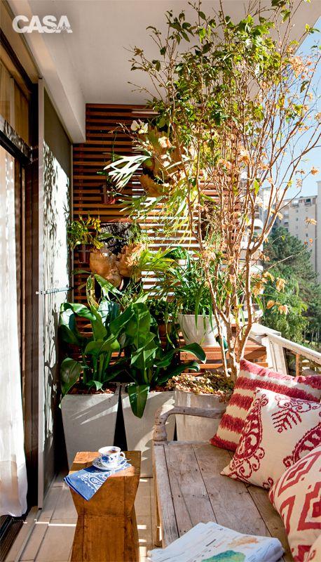 Balkony a malé terasy - Obrázek č. 41