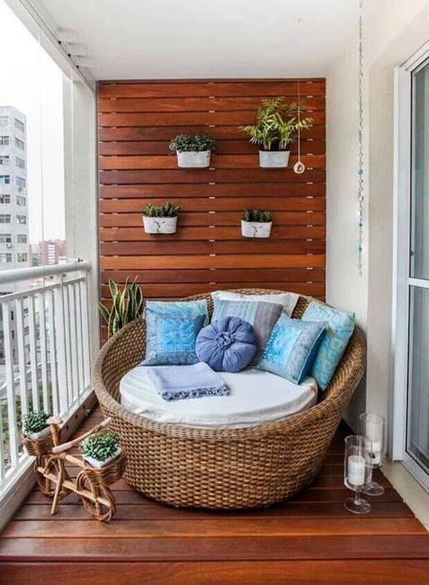 Balkony a malé terasy - Obrázek č. 42