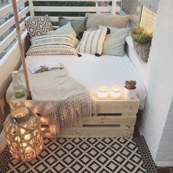 Balkony a malé terasy - Obrázek č. 46