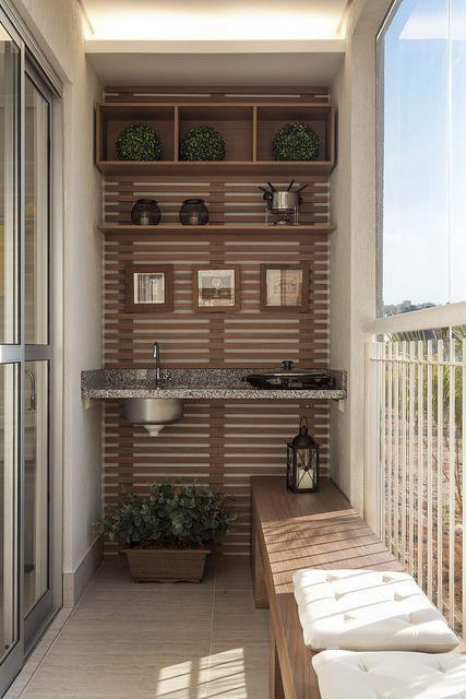 Balkony a malé terasy - Obrázek č. 48