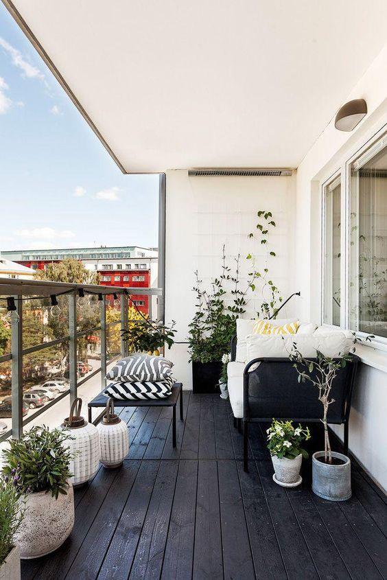 Balkony a malé terasy - Obrázek č. 49