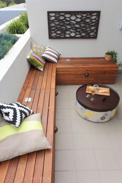 Balkony a malé terasy - Obrázek č. 50