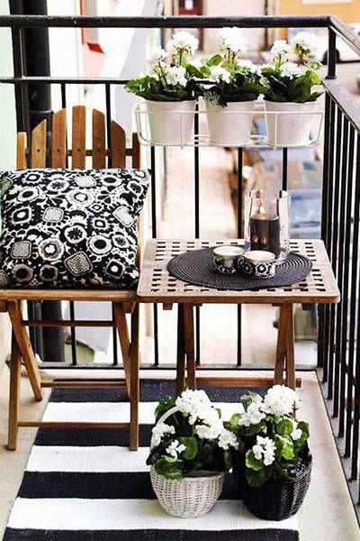 Balkony a malé terasy - Obrázek č. 61