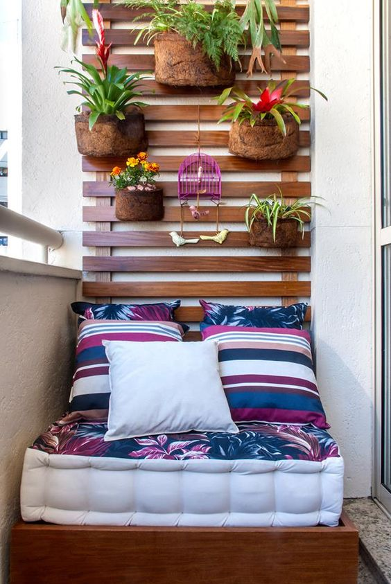 Balkony a malé terasy - Obrázek č. 63