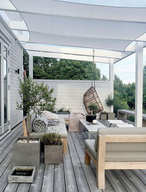 Balkony a malé terasy - Obrázek č. 66
