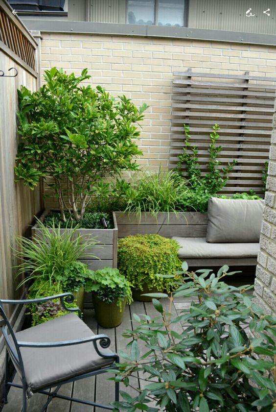 Balkony a malé terasy - Obrázek č. 67