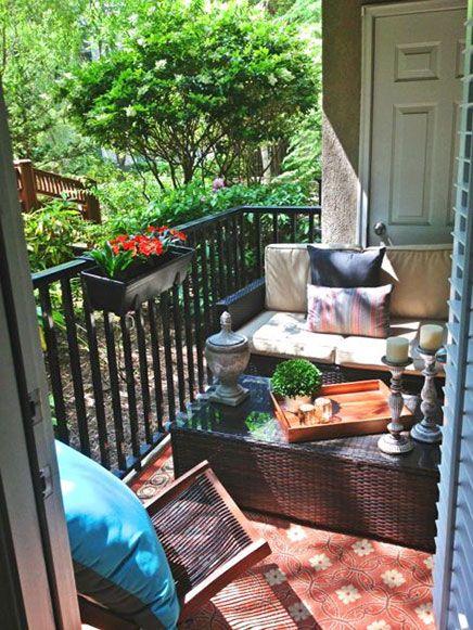 Balkony a malé terasy - Obrázek č. 74