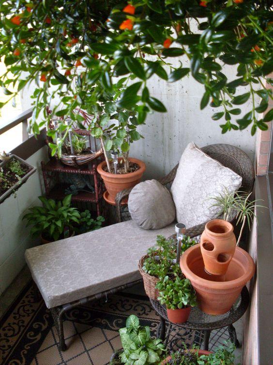 Balkony a malé terasy - Obrázek č. 77